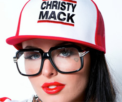 Christy Mack, la tatuata di Chicago
